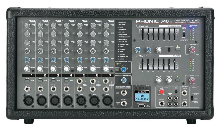 POWERPOD 740R